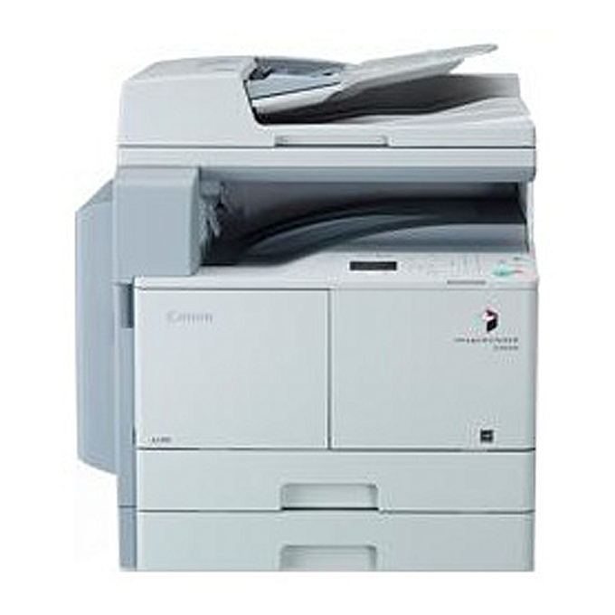 Canon imageRunner 2202N Multi-Function Printer – White + C-EXV42 Toner