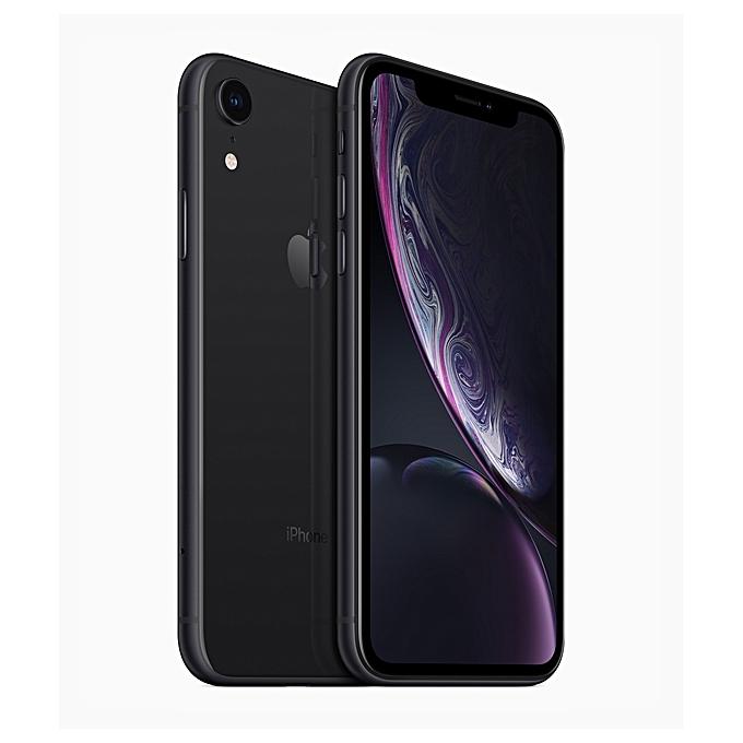 is iphone xr dual sim apple iphone xr dual sim 64gb hdd black jumia