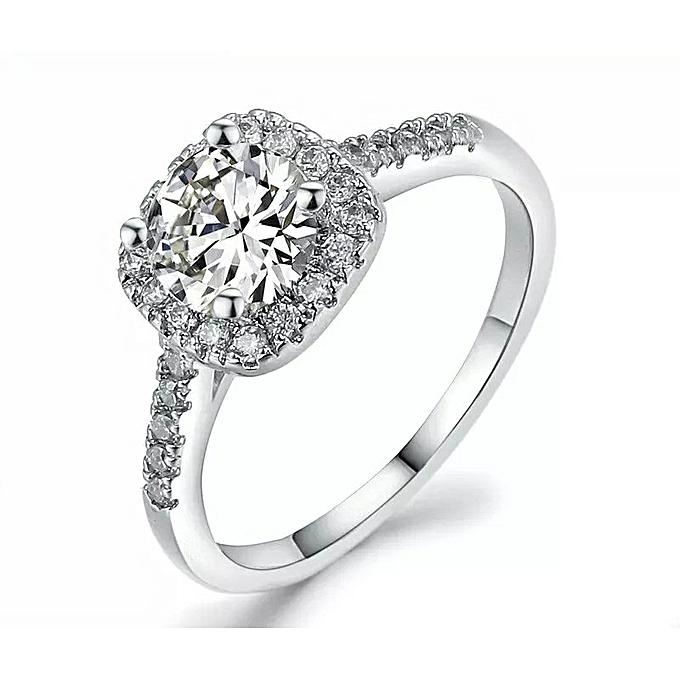 Cacana Promise Ring Silver Jumia Ghana
