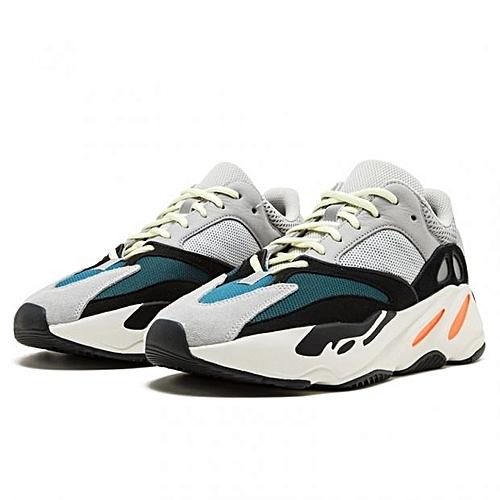 reputable site cc0ef 718ef Buy Adidas Yeezy 700 Boost Wave Runner - Grey online | Jumia ...
