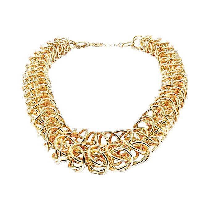 Odara Links Necklace Gold Buy online Jumia Ghana