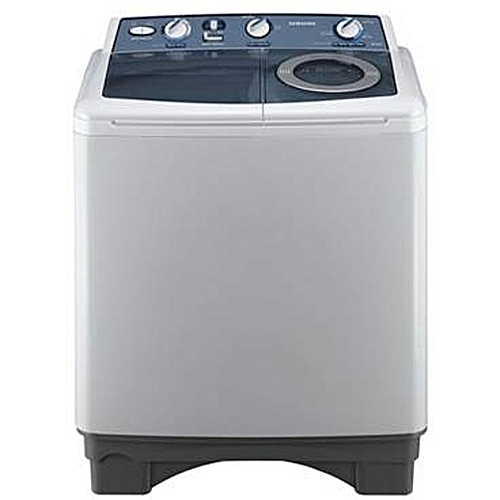 Samsung WT12J4200 Semi Automatic Double Storm Washing Machine - 12kg White b79c92b6fe9d