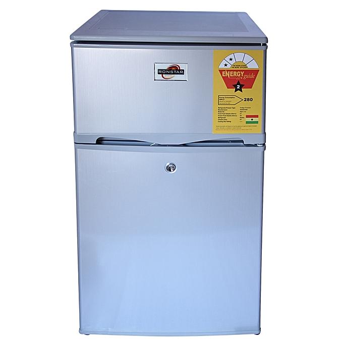 Ronstar RGF-113 Double Door Refrigerator – 92 Litre