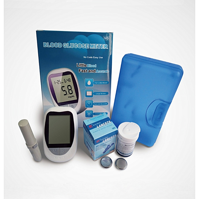 Glucometer Diabetes Blood Testing Kit