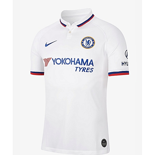 new style 6e048 e1038 Buy Nike Chelsea Away Jersey 2019/2020 - White/Blue online ...