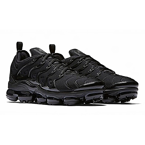 371116d458f0c Buy Nike Air VaporMax Plus Sneakers - Black online | Jumia Ghana