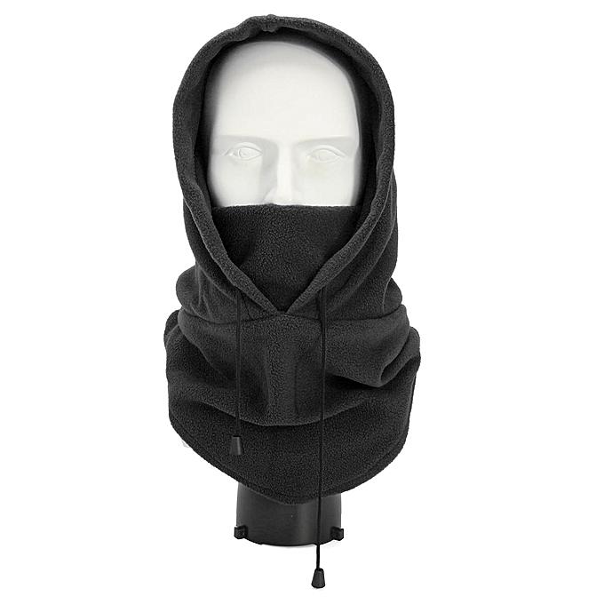Ninja Face Mask Snow Tactical Windproof Balaclava Winter Ski Cap Hat Cover  Sport Black 02d200696cc