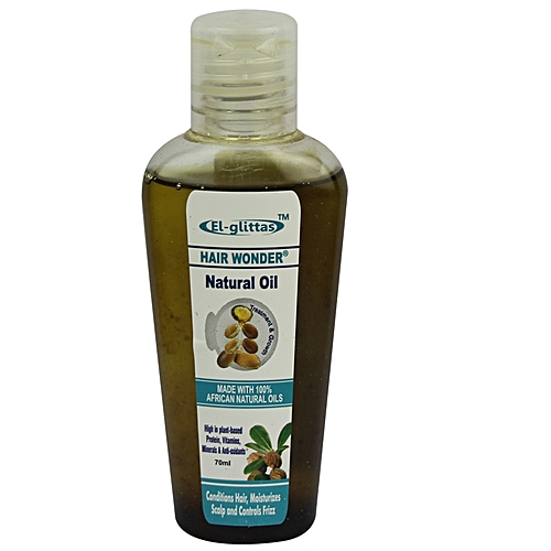 Hair Wonder Natural Oil - 70ml