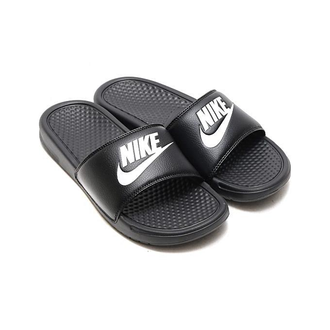 7b3e530c9ff8 Nike Flip Flops Slides - Black