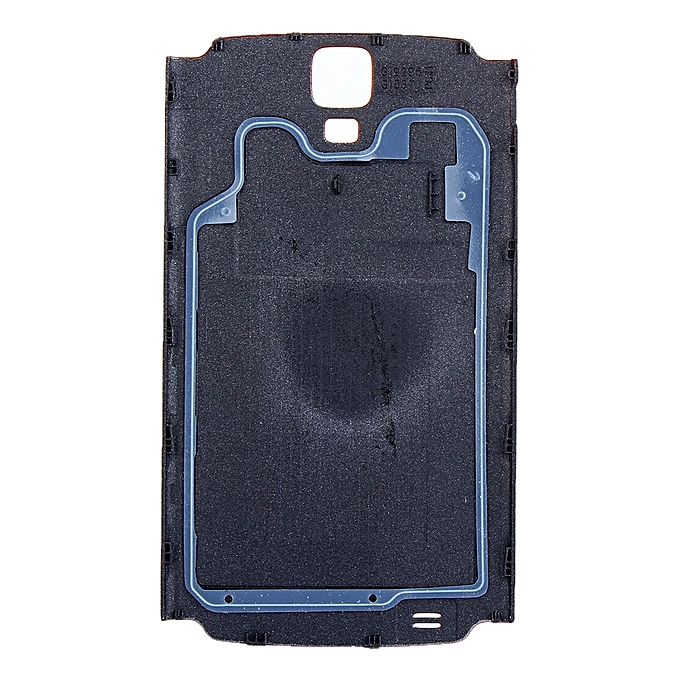 save off ef7f5 7e187 Battery Back Cover for Galaxy S4 Active / i537(Black)