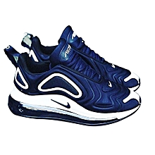 25859bd48db08a Air Max 720 Low Top Sneakers - Blue White