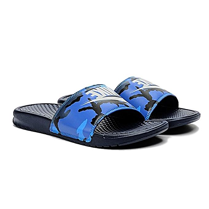 930e880696b2 Nike Flip Flops Slides - Camouflage