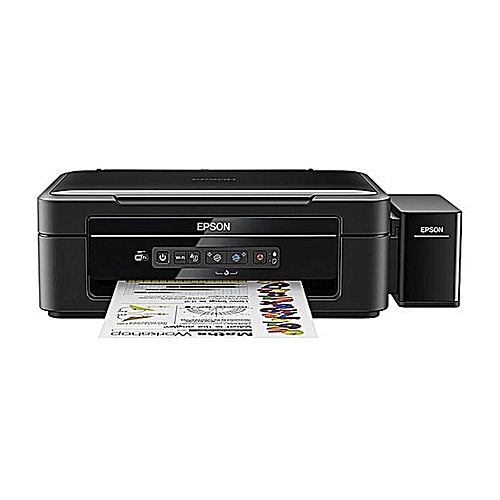 Epson L386w All In One Printer Black Jumia Ghana