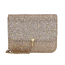 f493f1cd6f Xiuxingzi  Fashion Women Ladies Bags Crossbody Chain Bling Messenger  Shoulder Bag Handbag