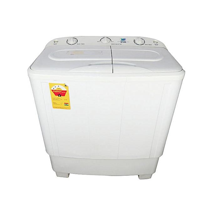 Buy YD YD-2208 Twin Tub Washing Machine - 7.2Kg White ...