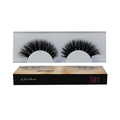 Spicy Lashes - Black