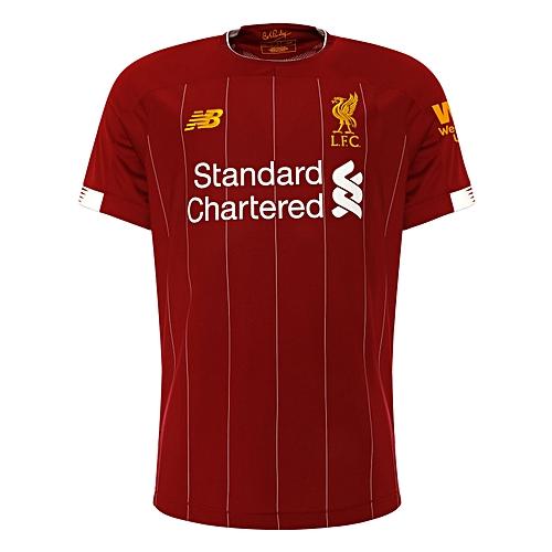 940ba9d1e0d New Balance Liverpool Home Jersey 2018 2019 - Red