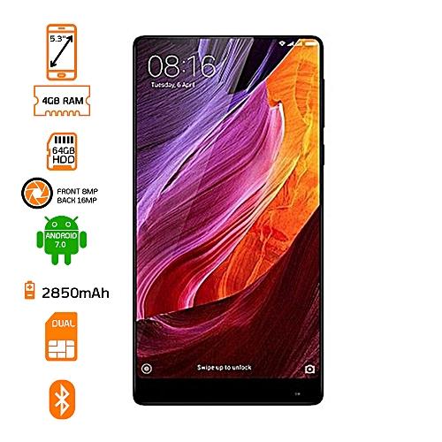 Buy Mione 2 Dual SIM 64GB HDD - 4GB RAM - Black online