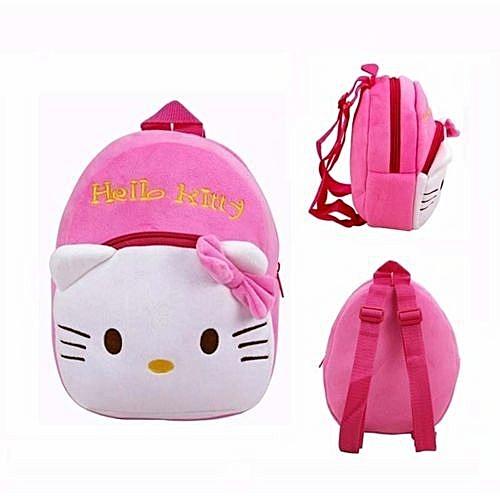 648ac41c898 FASHION High Quality Children School Bag Plush Cartoon Toy Baby Backpack  Boy Gril School Bags Gift For Kids Backpacks Mochila Escolar