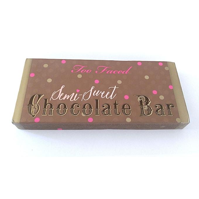 Golds Gym Treadmill Burning Smell: Buy Too Faced Semi Sweet Chocolate Bar Eyeshadow Palette