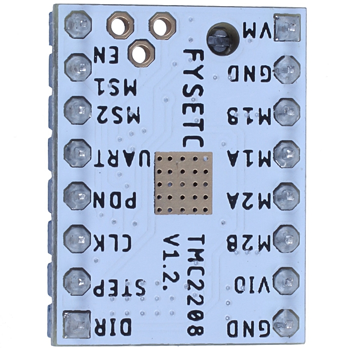 TMC2208 V1 0 Stepper Motor Mute Driver Silent Excellent Stability And  Protection For 3D Printer