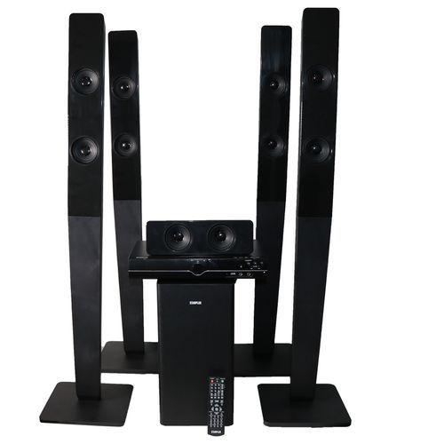511d891e61a SP-711 Home Theatre System - 5.1 Channel Black