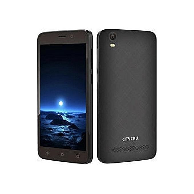 Life X5 Dual SIM - 8GB HDD - 1GB RAM - Black