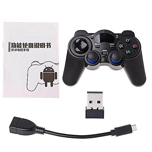 Buy Generic 2 4G Wireless Gaming Joystick Controller Gamepad For