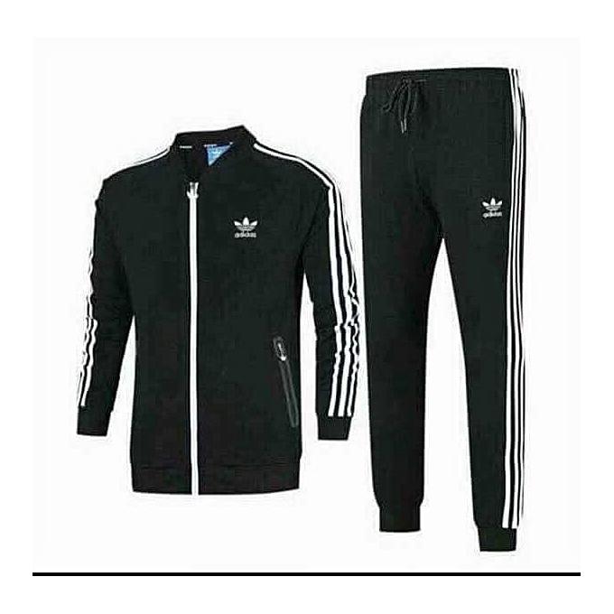 5704bf0cc1 Sports Training Pants - Black/White