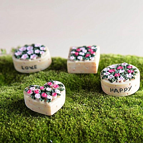 Buy Generic Flower Vase Animal Miniature Fairy Garden Home