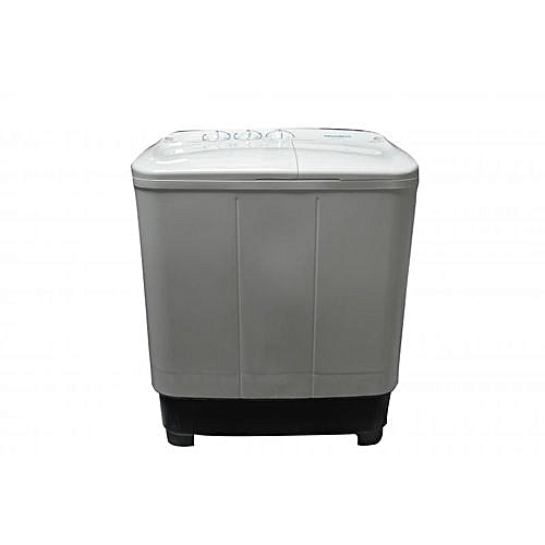 Buy Nasco MTA65-Twin Tub Washing Machine - 6.5KG White ...