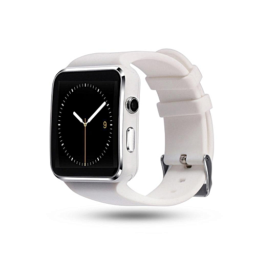 Buy Generic X6 Curved Screen Smart Phone Watch, Support Bluetooth