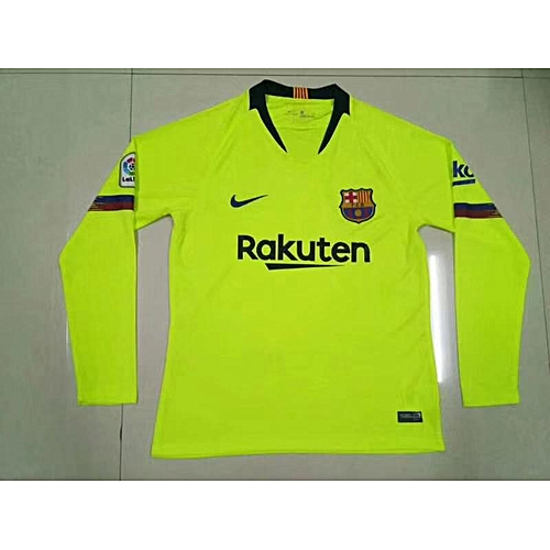 new product 84a78 df368 Buy Generic 18/19 Thailand Barcelona Away kit Long Sleeve ...