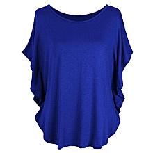 dea877fad1d7f Fashion Women  039 s Korean-style Basic Summer T-Shirt Tops Short