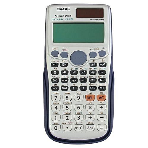 Casio fx-991es plus scientific calculator: buy online at best.
