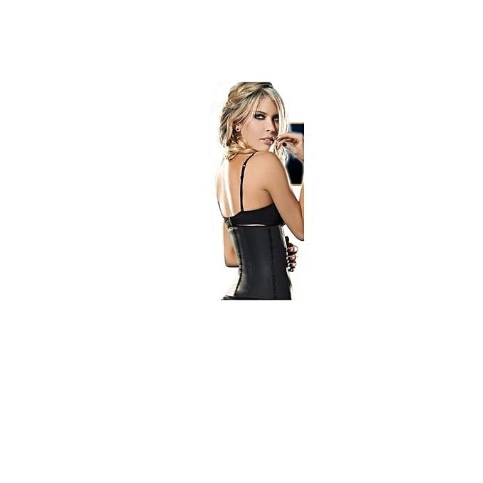 52007878b6c Latex Waist Trainer - Black Latex Waist Trainer - Black ...