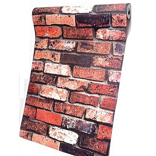 Buy Chuvie Decor 3D Brick Wallpaper
