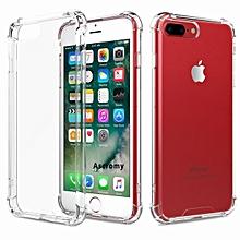 Transparent Cover Case for iPhone 7 Plus / iPhone 8 Plus