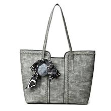a0c85bb4df89 Women Handbag Shoulder Bag Messenger Hobo Satchel Tote Crossbody Bag  New grey