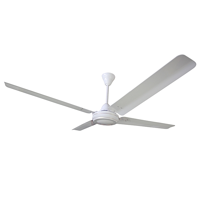 Craze Air Ceiling Fan 56 White