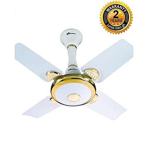 Cf 2450 Ceiling Fan 24 White