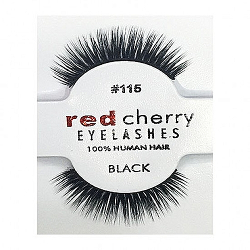 5a2f6eebf2f Buy Red Cherry False Eyelashes - #115 Black online | Jumia Ghana