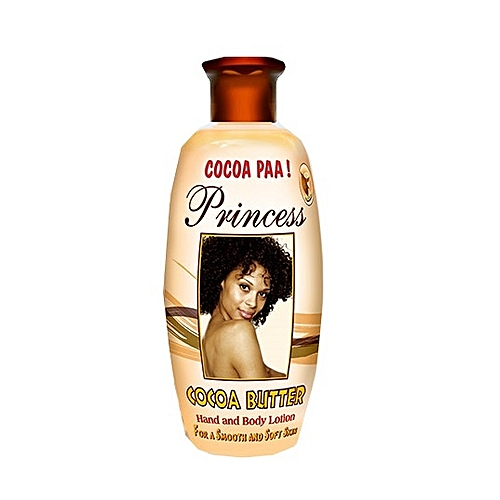 Princess Cocoa Butter Hand & Body Lotion - 260ml