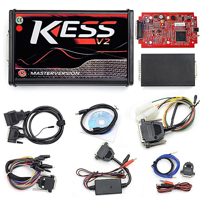 2018 Ktag K TAG V7 020 KESS V2 V5 017 SW V2 23 v2 47 2 47 Master ECU Chip  Tuning Tool K-TAG 7 020 Better KTAG V7 003