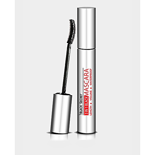 Water Proof Lush 3 in 1 Mascara - Black