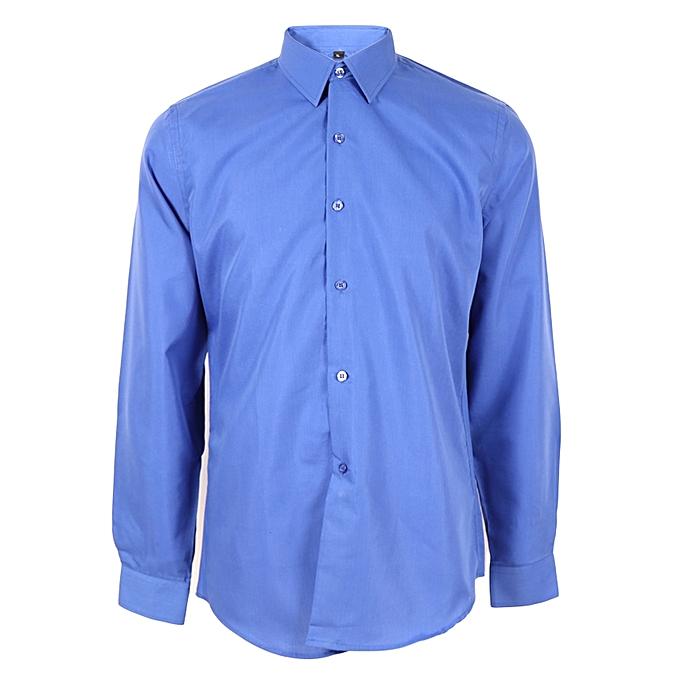c31a3be231ad Cerrbelos Long Sleeve Shirt - Blue