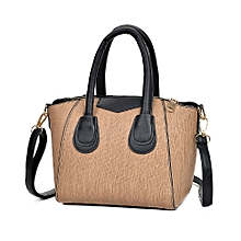50faa414a65c Xiuxingzi  Women Fashion Handbag Shoulder Bag Casual Tote Zipper Bag