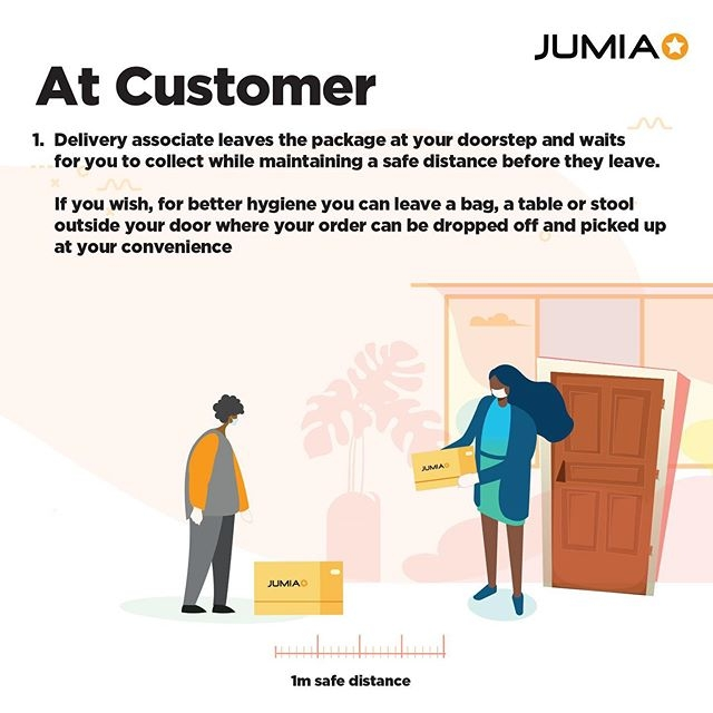 customer delivery