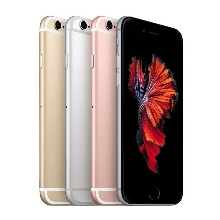 翻新手机iphone 6s 64GB + 2GB 12MP + 5MP 4.7英寸带指纹苹果iphone6s解锁空间灰色1