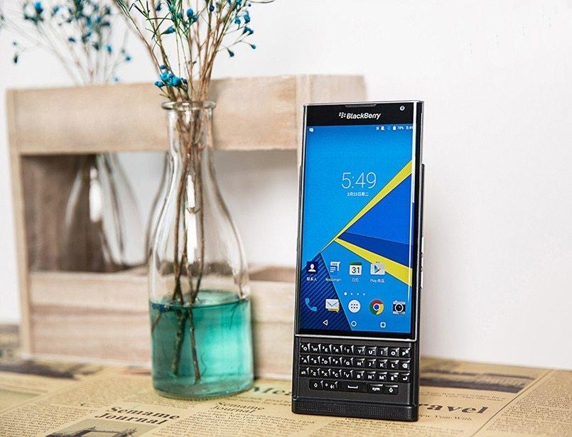 New Original BlackBerry Priv 5.4' Cellphone Android OS 3GB RAM 32GB ROM 18MP Cellphone black 19